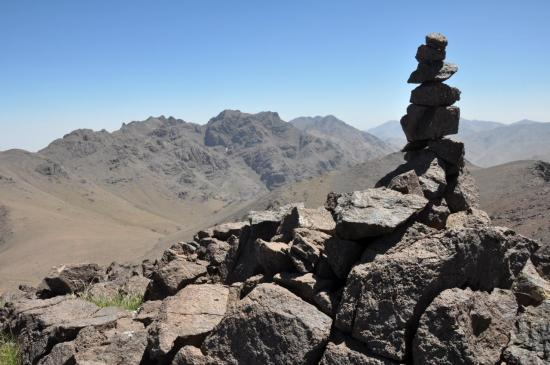 MARRAKECH- REFUGE TOUBKAL 3207M in 4 days