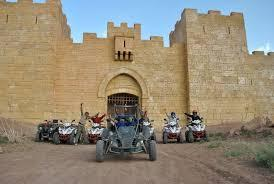 Marrakech, Kasbah, Valley & Desert in Can-Am Quad adventure in 9 Days