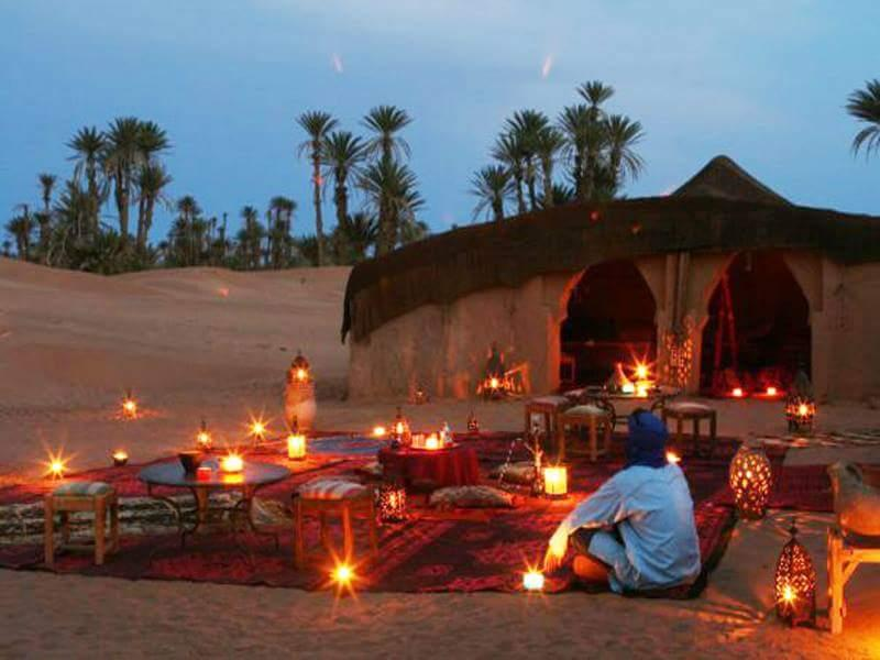 Ouarzazate, Todra Valley, and the Great Merzouga Dunes in 3Days